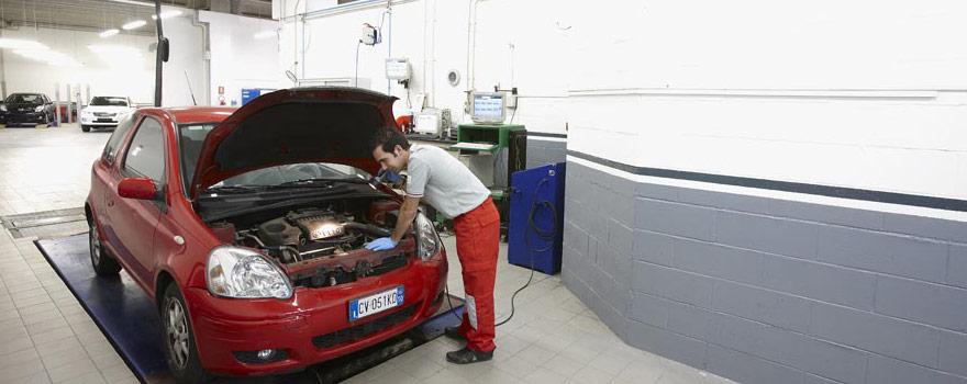Assistenza Toyota Torino