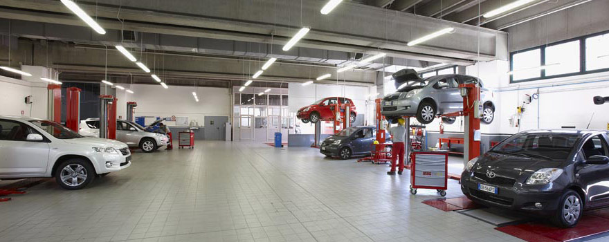 Officina Toyota Torino