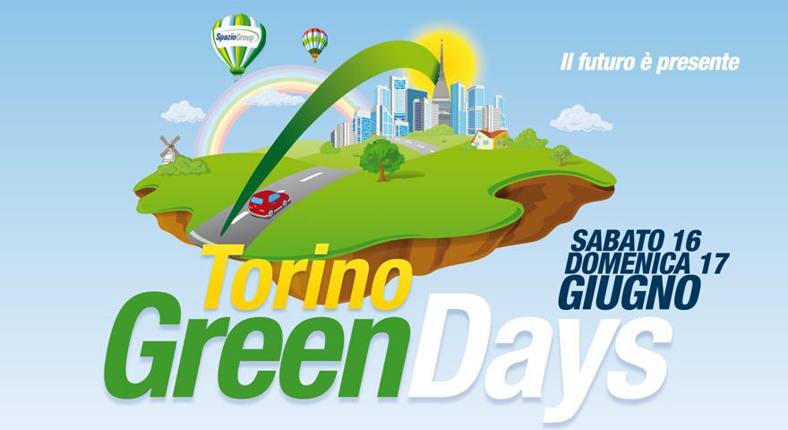 Green Days auto elettriche Spazio