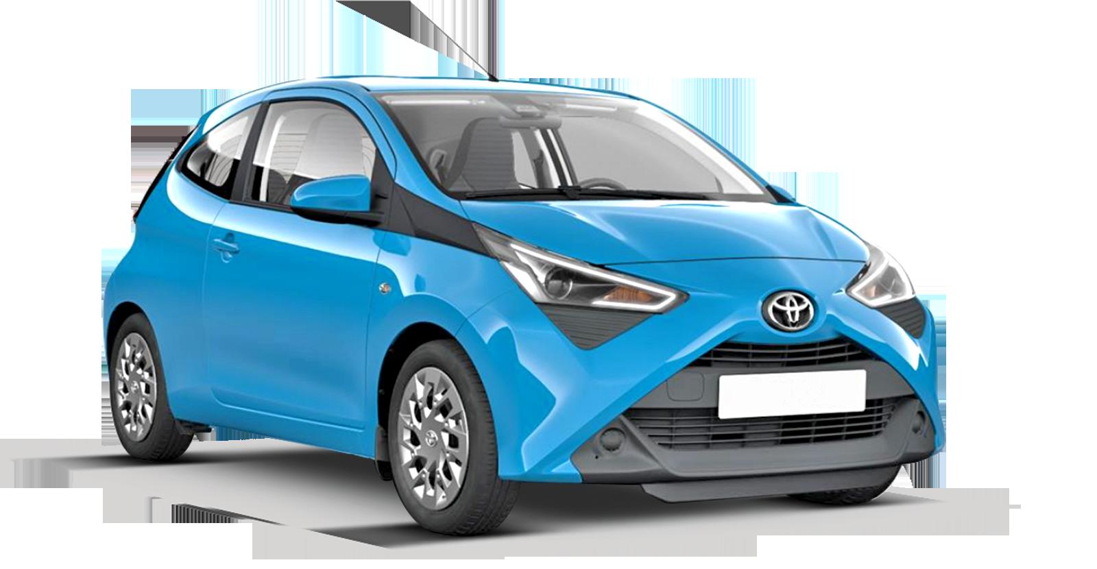 Toyota Aygo 3 porte
