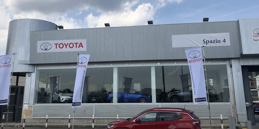 Nuova sede Toyota a Moncalieri