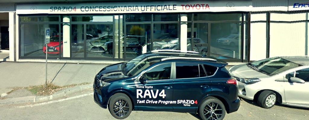 Concessionaria Toyota Asti Corso Torino