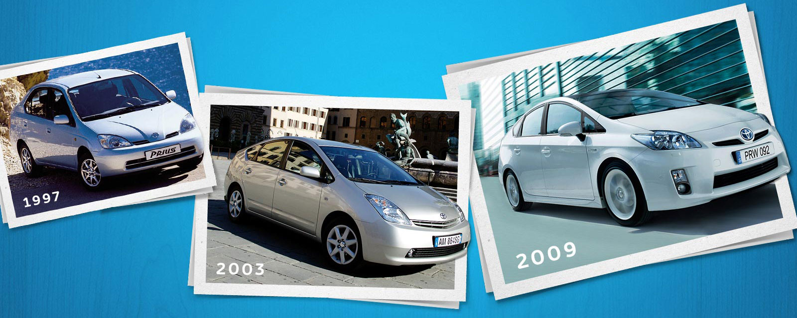Storia di Toyota Prius