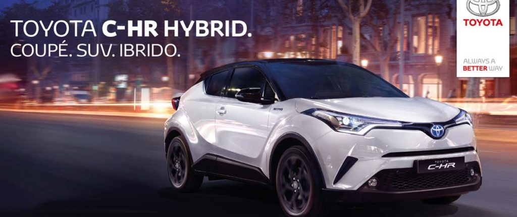 Toyota C-HR Hybrid Torino