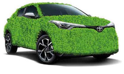 Toyota green