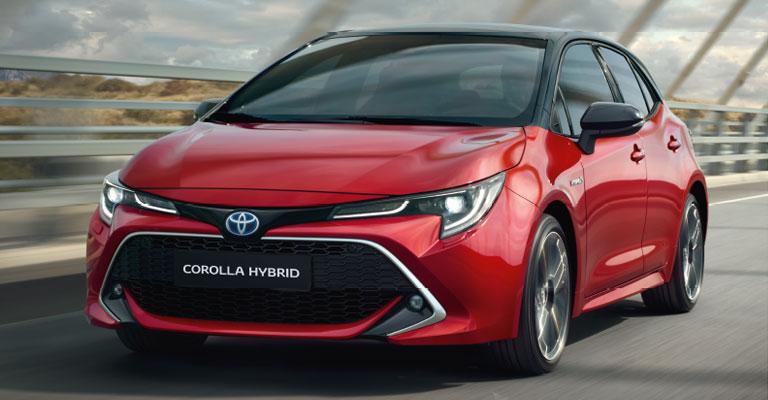Toyota Corolla Hybrid Torino