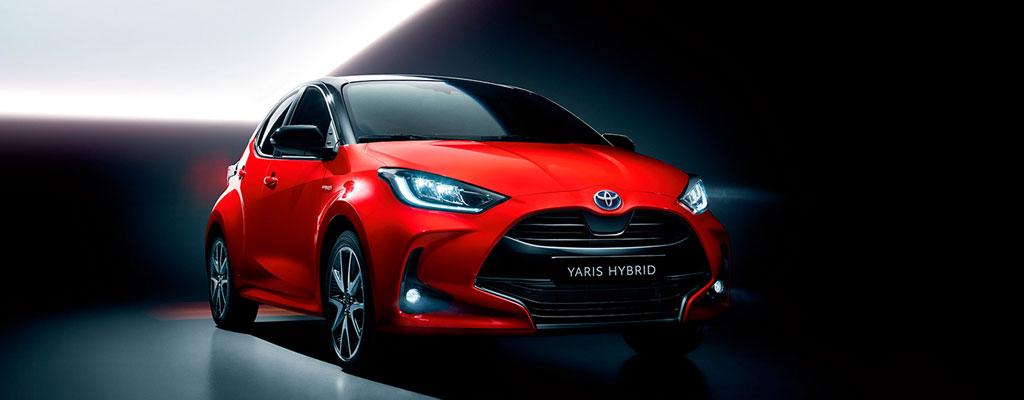 Nuova Toyota Yaris Torino