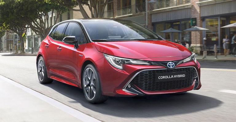 Toyota Corolla Torino