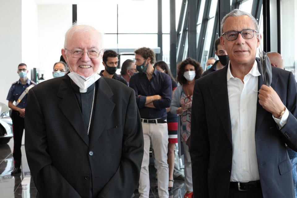 Inaugurazione nuova sede Toyota e Lexus a Torino