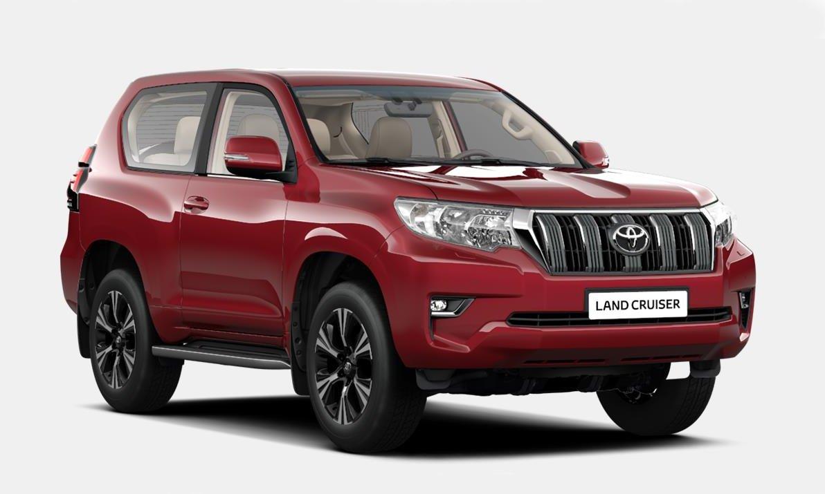 Toyota Land Cruiser 3 porte