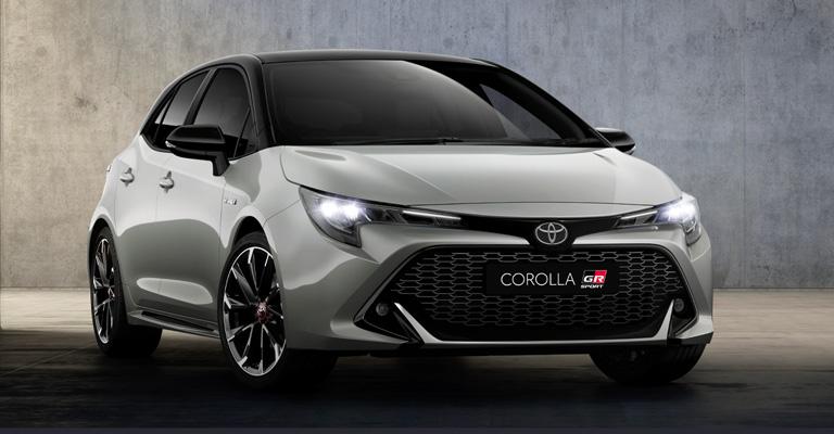 Promo Toyota Corolla GR Sport a Torino