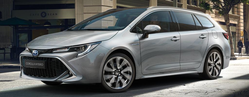 Promo Nuova Toyota Corolla Hybrid a Torino
