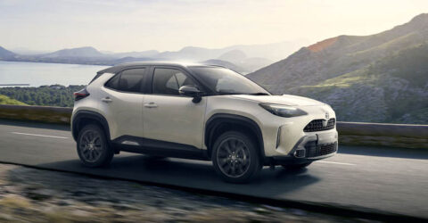 Prenota la tua Nuova Toyota Yaris Cross a Torino