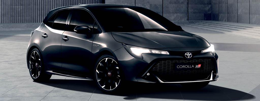 Nuova Toyota Corolla Hybrid GR Sport Black Edition in vendita a Torino