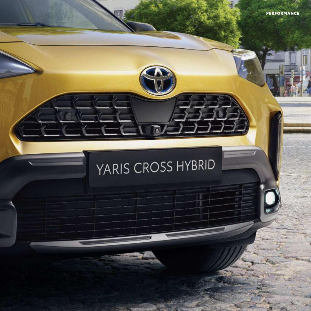 Toyota Yaris Cross Torino
