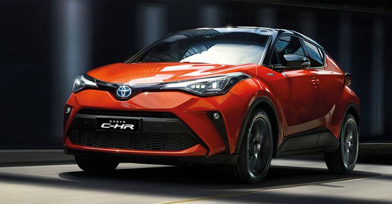 Toyota C-HR Torino