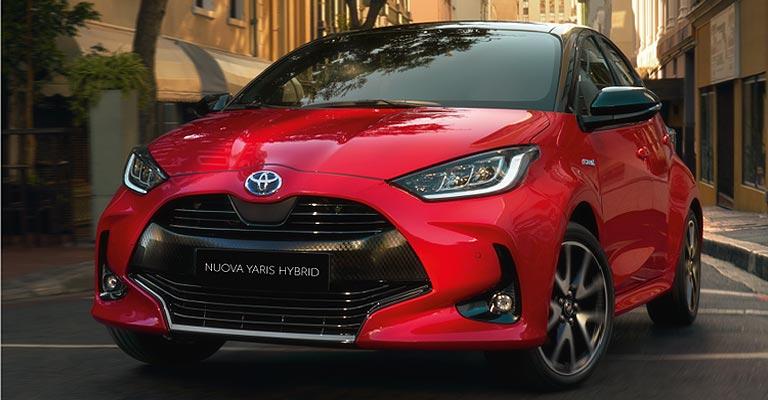Toyota Yaris Hybrid Torino